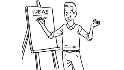productontwikkeling van idee tot afgewerkt product