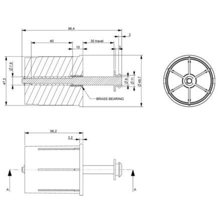 Technische tekeningen maken bij Metron Technics
