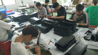 Uitbesteden van productie naar China