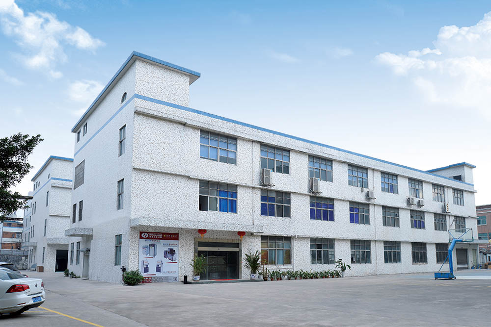 Davantech product manufacturing in China