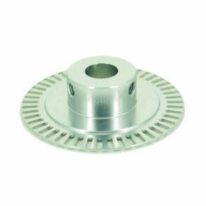 nauwkeurig frezen of precisiefrezen in aluminium