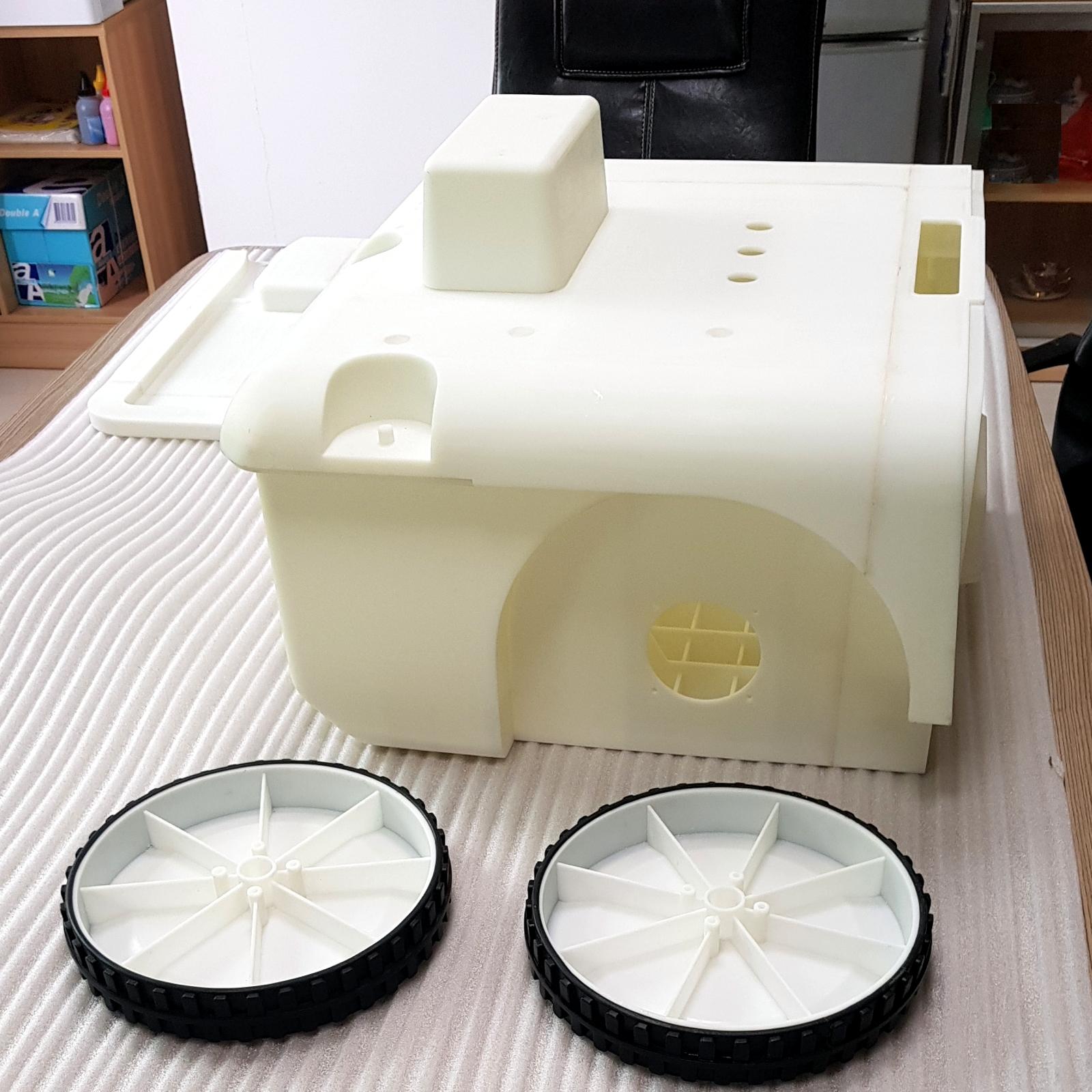 3D printing large size SLA