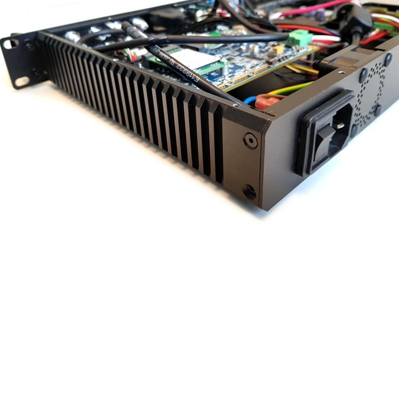 """Ontwerpen en productie van 19"""" rack modules"""