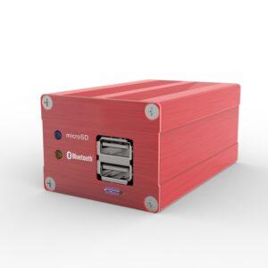 D1001433 – Elektronicabehuizing uit aluminium 52B38H80L