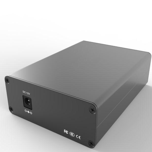D1001438 – Aluminium behuizing 88B38H100L