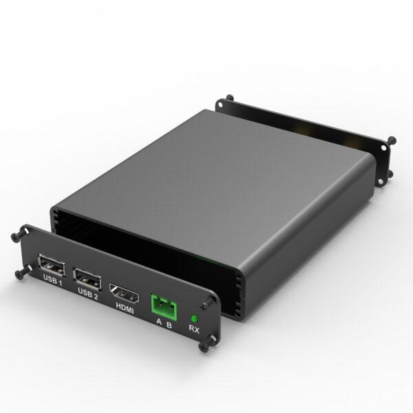 D1001443 – Set behuizing voor elektronica 100B25.5H120L set