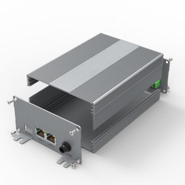 D1001446 – Aluminium behuizing set 106B54HL120 set