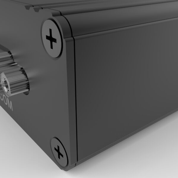 D1001451 – Behuizing bestaande uit geëxtrudeerde koker 57B28H100L detail