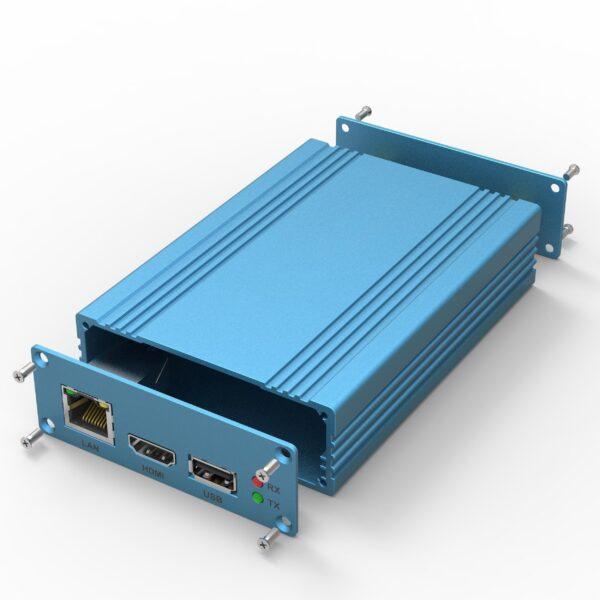 D1001453 – Aluminum elektronicabehuizing 82.8B28.8H100L assemblage