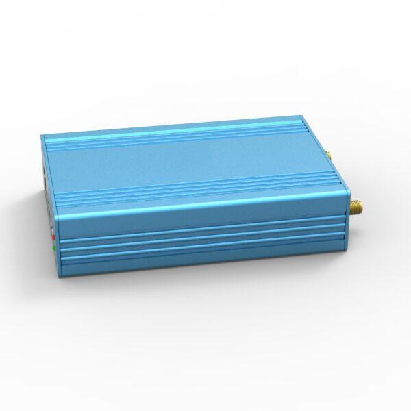 D1001453 – Aluminum elektronicabehuizing 82.8B28.8H100L zijkant
