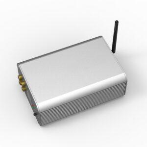 D1001457 – Aluminium behuizing voor elektronica 80B45H100L bovenaanzicht