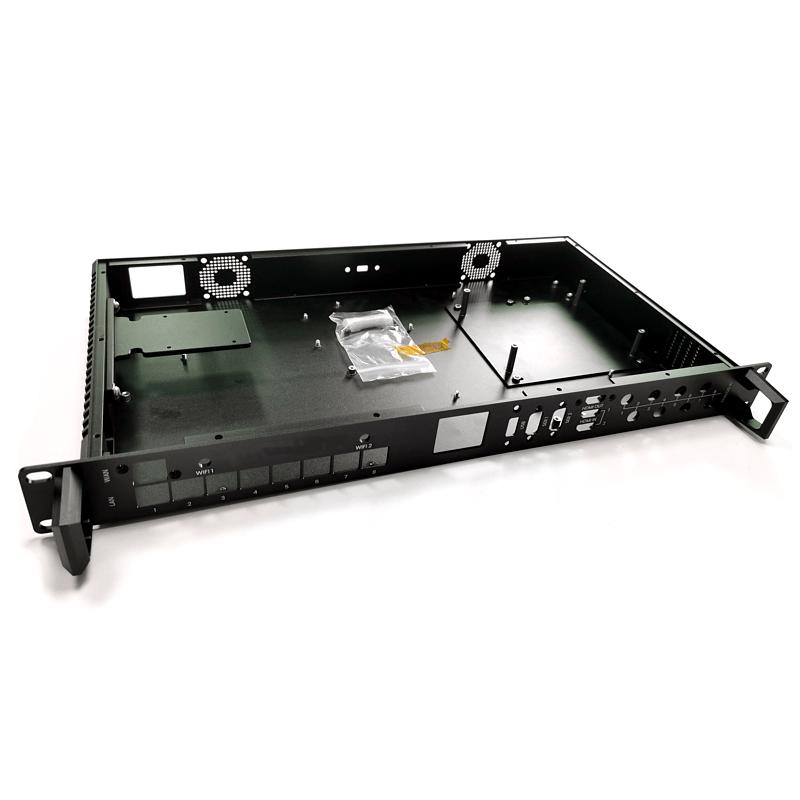 19 inch rack module op maat laten maken
