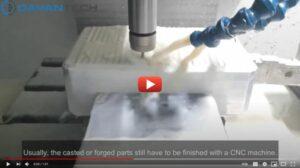 kleine series CNC frezen